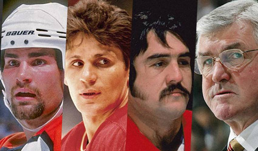 Hockey Hall of Fame Announces 2016 Inductees