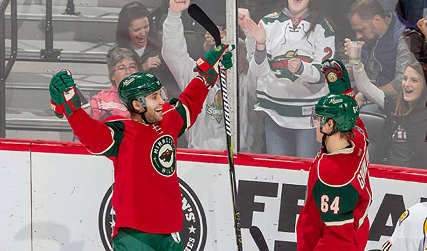 Zucker laces up for charity
