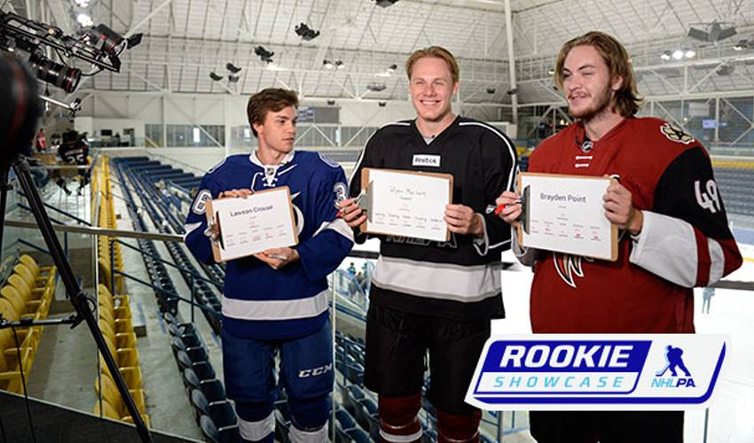 NHLPA Rookie Showcase in review