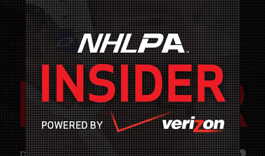 NHLPA and Verizon Launch New Video Series