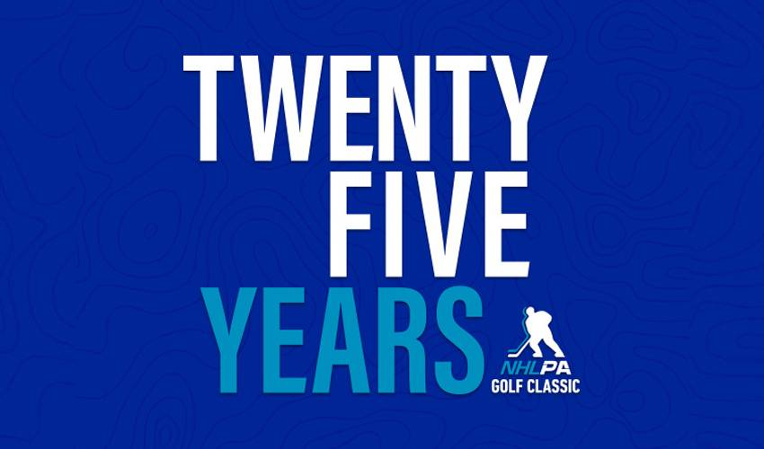 NHLPA Golf Classic Set For 25th Anniversary