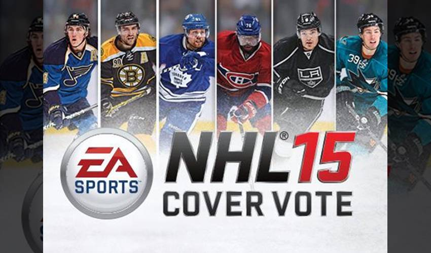 EA SPORTS NHL 15 STARTS A NEW GENERATION OF HOCKEY VIDEOGAMES THIS FALL