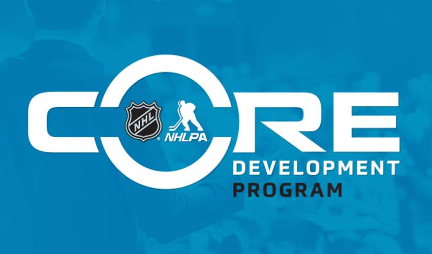 NHLPA, NHL LAUNCH CORE DEVELOPMENT PROGRAM