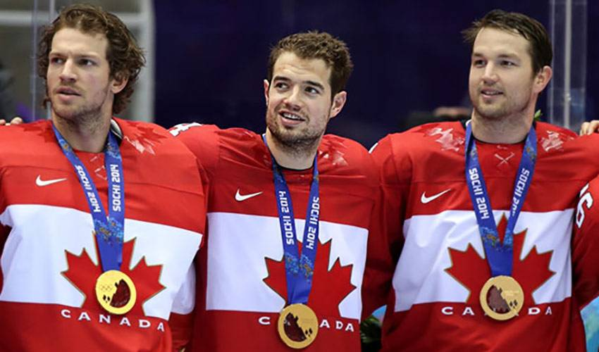 Vlasic Has Gold, Sets Sights on Silver
