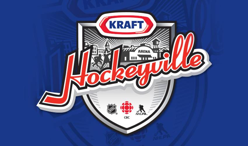 KRAFT HOCKEYVILLE USA ANNOUNCES TOP 10 COMMUNITY FINALISTS