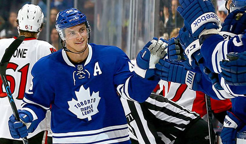 Bozak Gives Back in Toronto