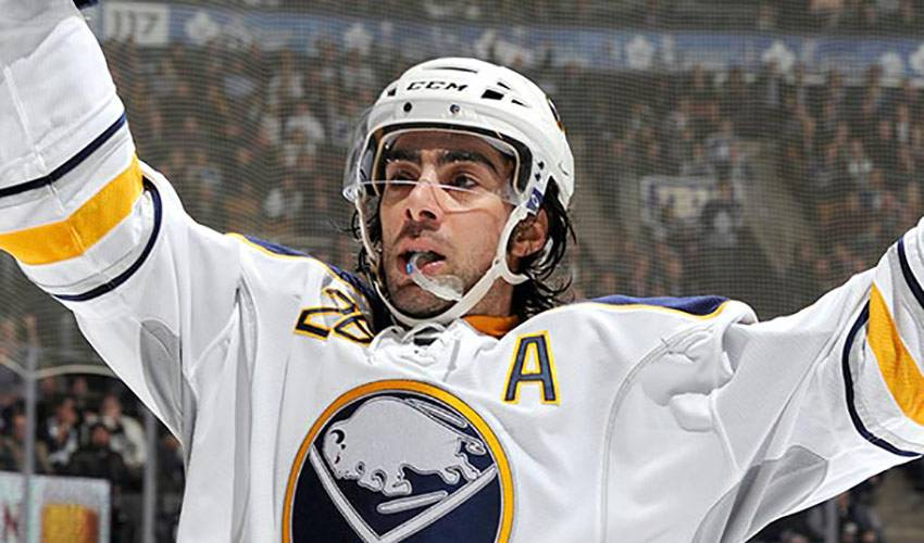 Moulson Ready to Help Sabres Rattle the Opposition