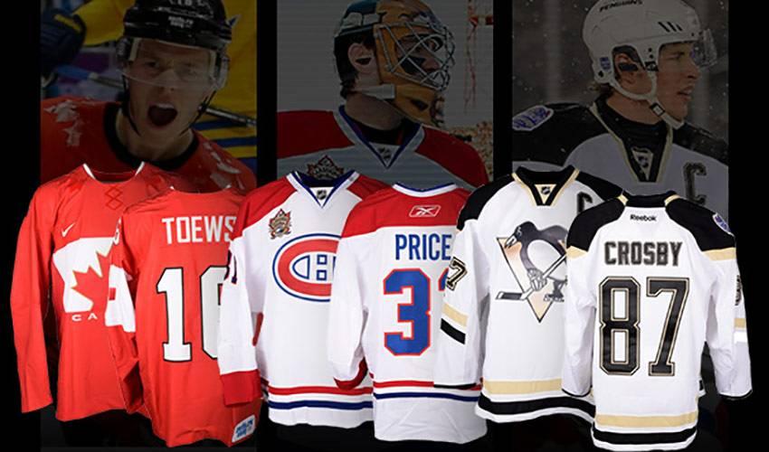 NHLPA opens Jersey Vault for SickKids