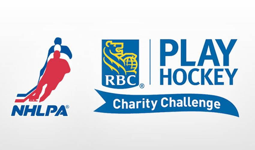 Complete roster unveiled for RBC Play Hockey Charity Challenge in Toronto