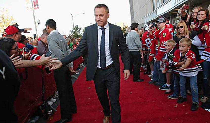 Hossa Approaching 1,000 Points