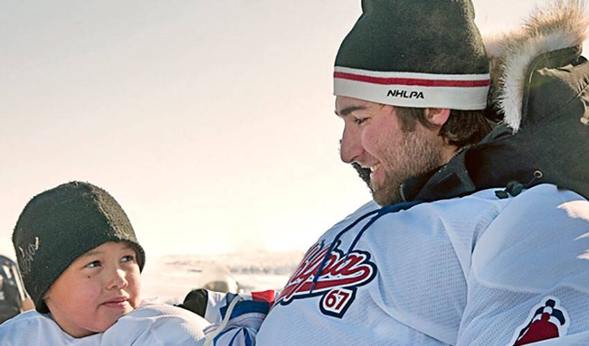 'Pond' Hockey Champions