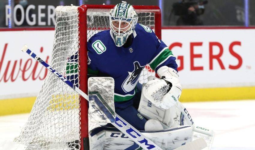 Vancouver Canucks goaltender Thatcher Demko signs five-year contract extension