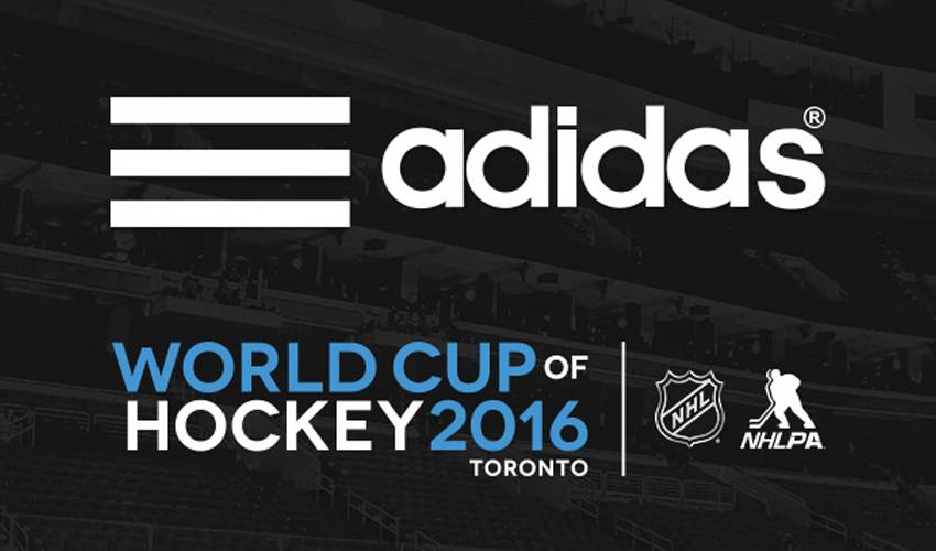 Adidas, NHLPA & NHL to Partner on 2016 World Cup of Hockey