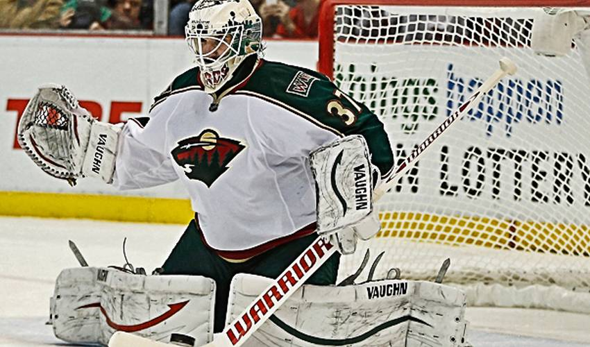 MINNESOTA WILD GOALTENDER JOSH HARDING LAUNCHES HARDING's HOPE CHARITY FOR MS