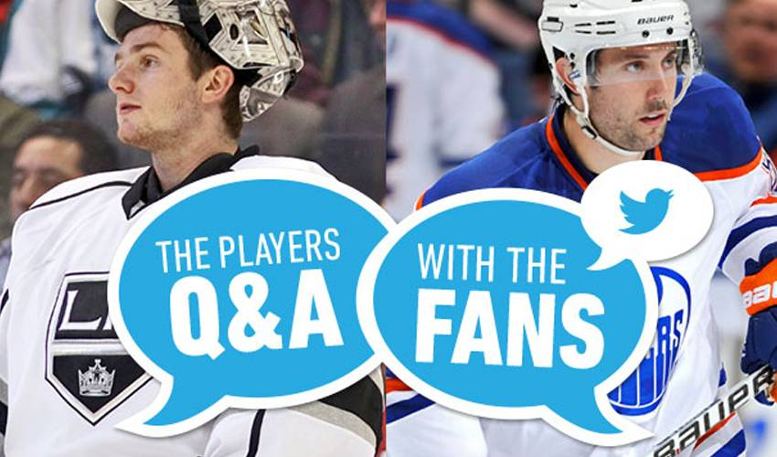 Quick, Gagner Answer Fan Questions On Twitter