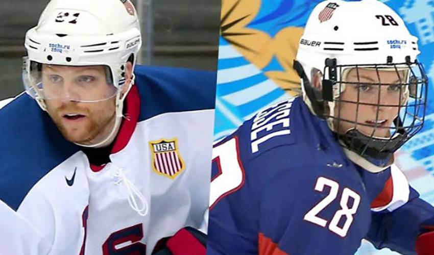OLYMPIC SKILL RUNS DEEP IN THE KESSEL FAMILY | NHLPA.com