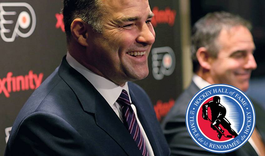 HHOF 2016 Series: Eric Lindros
