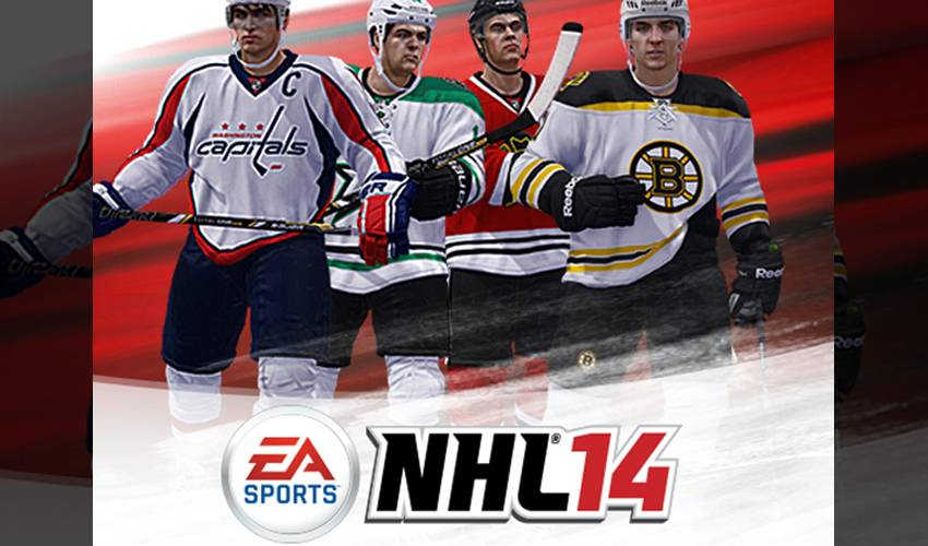 EA Sports Reveals NHL 14's Top 10 Players