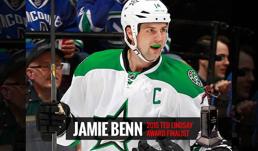 TLA Profile: Jamie Benn