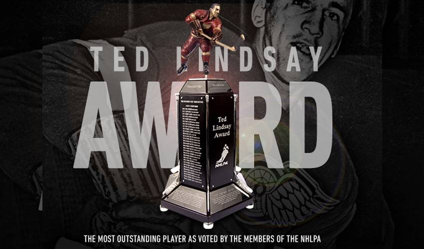 The Players' Choice: 2015 Ted Lindsay Award