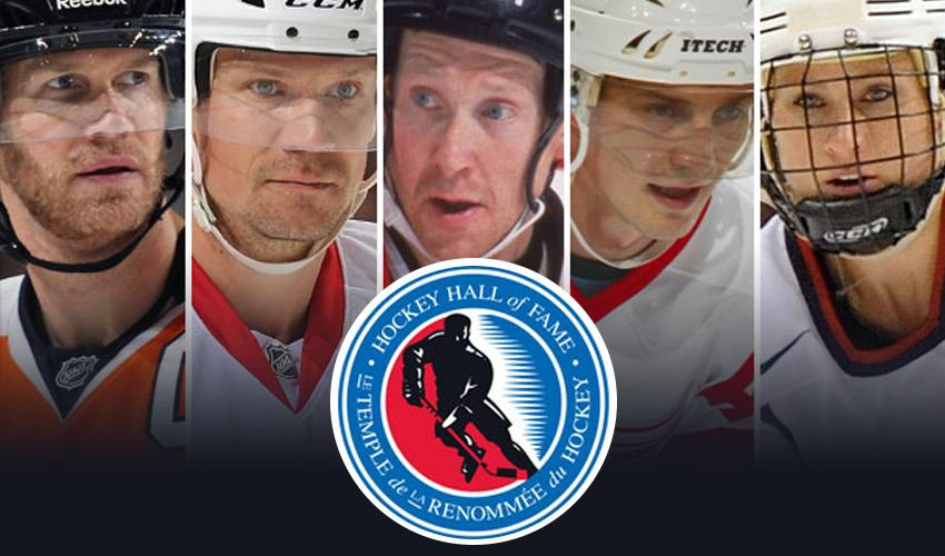 2014 Hockey Hall of Fame Inductees Announced