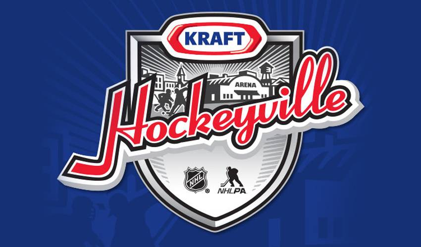 Kraft Hockeyville USA: The Puck Drops Today