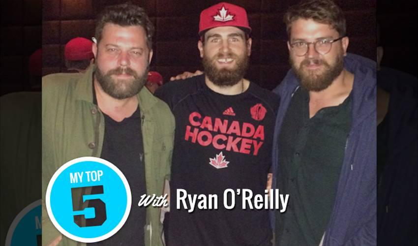 My Top 5 | Ryan O'Reilly