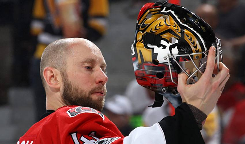 Behind the Poise and Resiliency of Craig Anderson