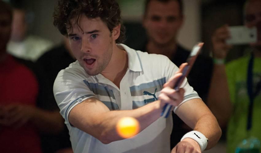 Smashfest! Charity Ping-Pong Challenge raises $20,000