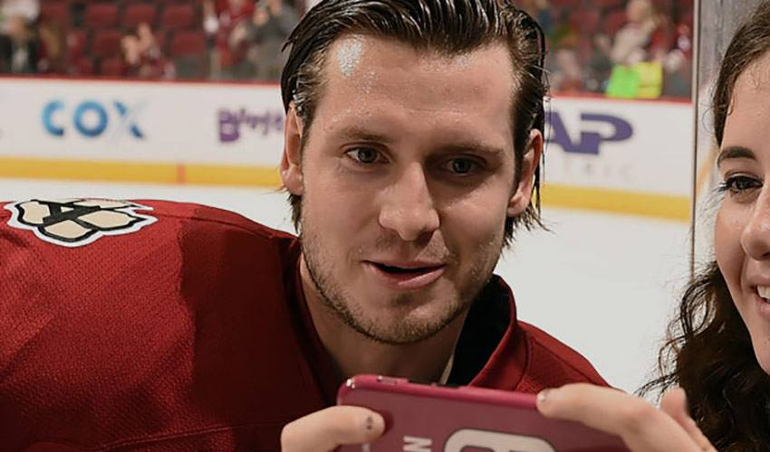 Player Q&A | Oliver Ekman-Larsson