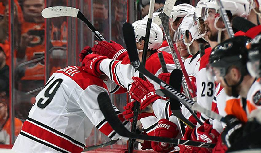 """Bryan Bickell: """"I will never forget that sound"""""""
