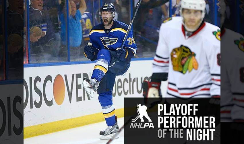 Brouwer & Blues Onto Round Two